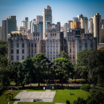 Gotham City in Sao Paulo, Brasil