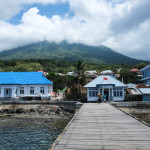 Tidore island
