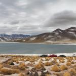 Miscanti Laguna, Atacama, Chile